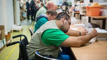 Jövőre 46 milliárddal támogatja az állam a megváltozott munkaképességűek foglalkoztatását