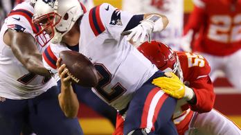 Óriási a káosz New Englandben, ha nem Brady vagy Newton irányít