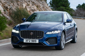 Új esélyt kapnak a Jaguar személyautói