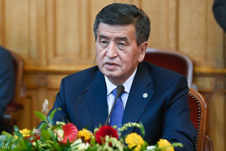 Szooronbaj Dzsejenbekov