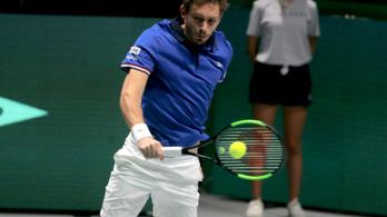 Köpködésért figyelmeztették a volt Roland Garros-győztest