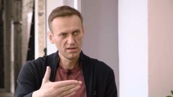 Kómába esése óta először készítettek videofelvételt Alekszej Navalnijjal