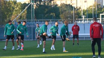 Harcias meccset, de győzelmet vár Bulgáriában a válogatott