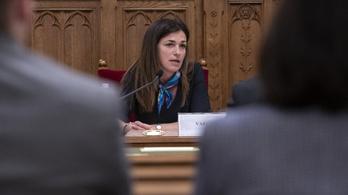 """Varga Judit a CEU-ügyről: """"Nem postaláda-egyetemekre van szükség"""""""