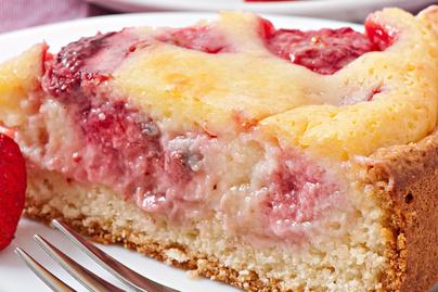 Omlós pite ricottás krémmel töltve – A nyáron eltett lekvárnak szuper helye lesz benne