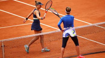 Meglepetés a Roland Garroson: a világranglista-131. kiütötte Szvitolinát