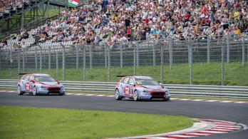 Nem lehetnek nézők a Hungaroringen a WTCR-versenyeken