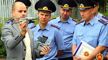 Litvánia pénzt adott belorusz rendőrségi drónok beszerzésére