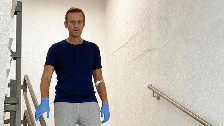 Megerősítették, hogy novicsoknyomokat találtak Navalnij szervezetében