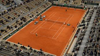 Bundagyanú a Roland Garroson