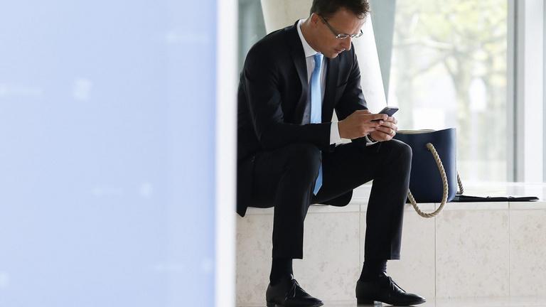 Szijjártó Péter telefonon beszélt a belorusz külügyminiszterrel