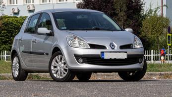 Használtteszt: Renault Clio 1,4 16V – 2008.