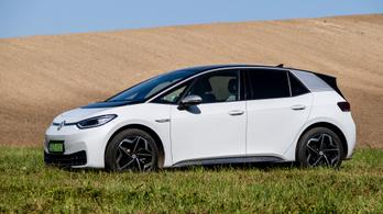 Teszt: Volkswagen ID3 1st Edition Plus
