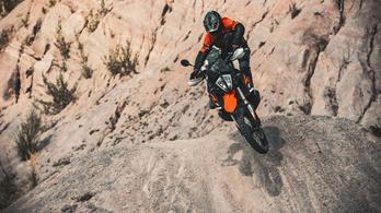 A KTM elkészítette a leginkább terepképes túraendurót