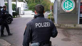 Adócsalás gyanúja miatt házkutatás a Német Labdarúgó-szövetségnél