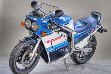 GSX-R750 1985