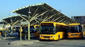 Volánbusz: biztonságosabb telefonon megvenni a jegyeket