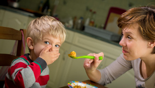 Válogatós a gyereked és beleőrülsz? Hidd el, megvan rá az oka!