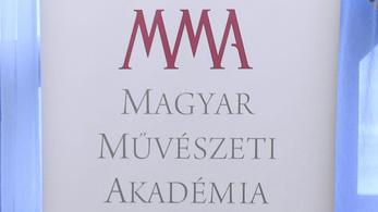 Megújult a Művészeti Akadémia vezetősége
