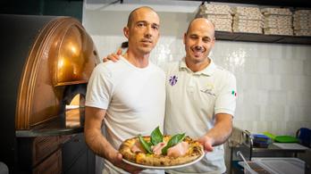 Európa legjobbjai között egy magyar pizzéria