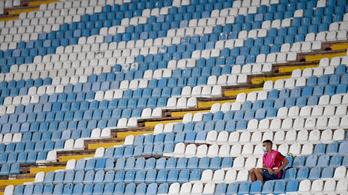 Zárt kapus lesz a vasárnapi szerb–magyar futballmeccs