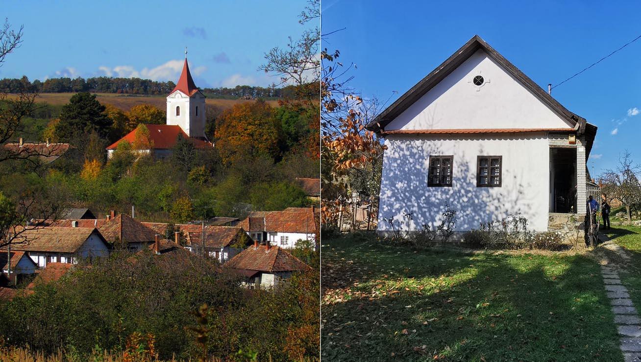 vanyarc falu