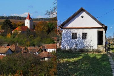 vanyarc falu templom tájház