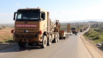 A török parlament egy évvel meghosszabbította a hadsereg szíriai és iraki műveleteire adott mandátumot