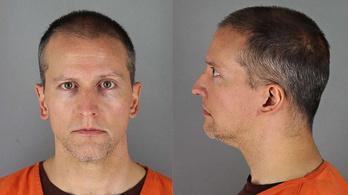 Kiengedték az egyik rendőrt, akit  George Floyd meggyilkolásával vádolnak