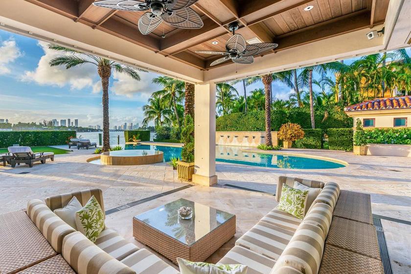 Ez a csodálatos miami ház Jennifer Lopez szerelmi fészke: lenyűgöző látványra ébred reggelente