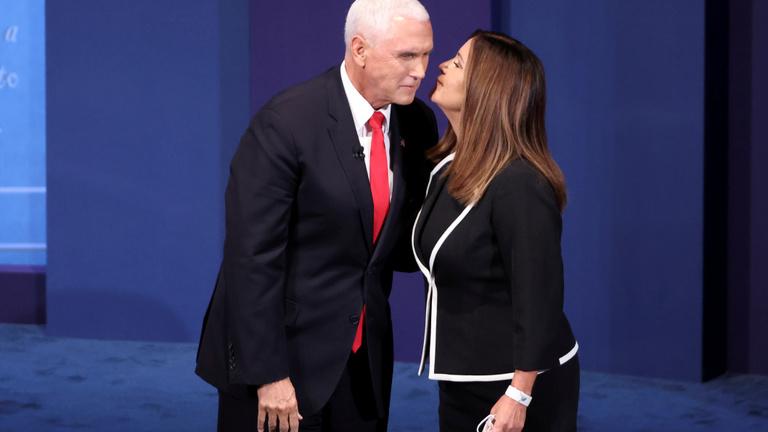 Alelnök, most én beszélek! Harris visszaharapott az alelnökjelölti vitán