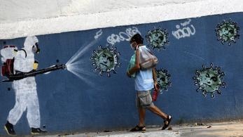 Második járványhullám vár Brazíliára