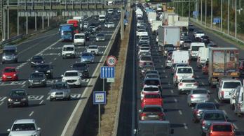 Erősödik a forgalom országszerte, de a haladás folyamatos