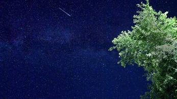 Figyelmesen kémlelje az eget, este hullócsillagokat láthat
