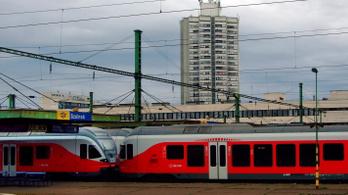 Helyreállt a vasúti közlekedés a szolnoki vonalon