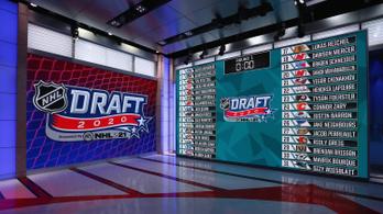 Nem választották ki Papp Kristófot az NHL drafton