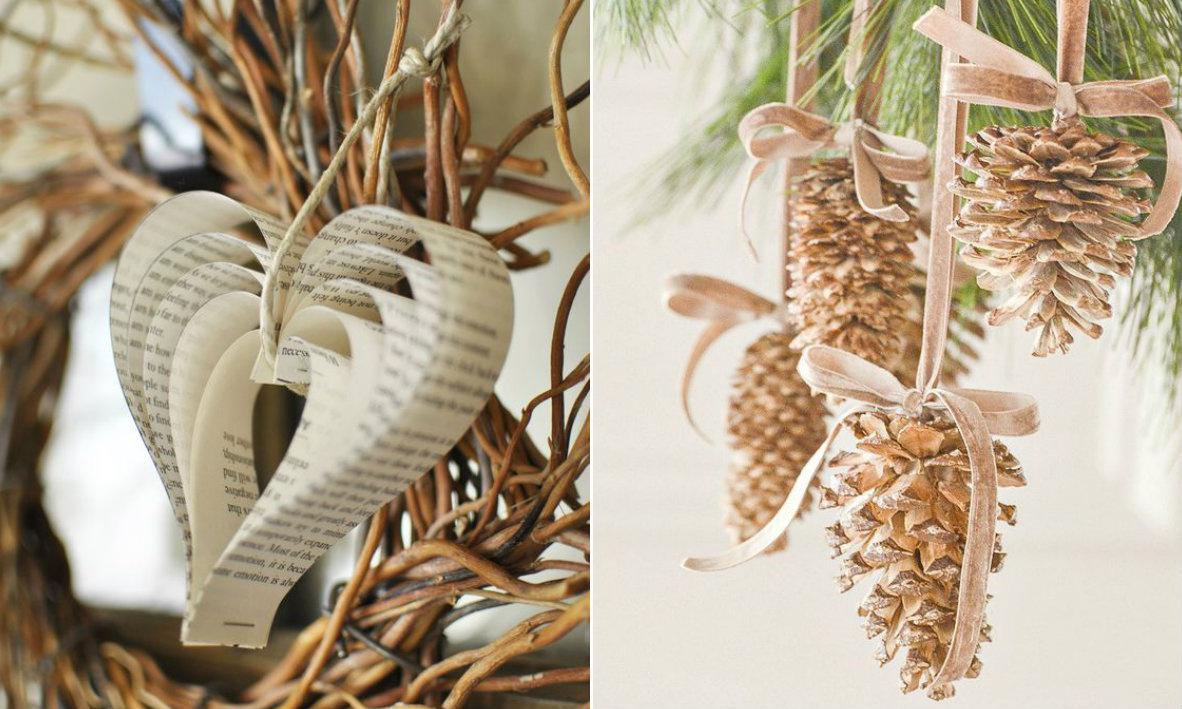 cover natural ornaments