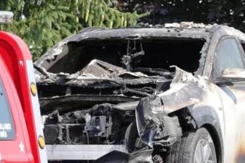 Tűzveszélyes villanyautókat hív vissza a Hyundai