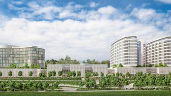 Dél-budai szuperkórház: 2022 tavaszán indul az építkezés