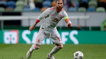 Sergio Ramos az olimpián döntené meg a válogatott csúcsot