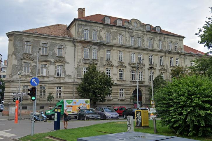 Radetzky-laktanya 2019-es állapota