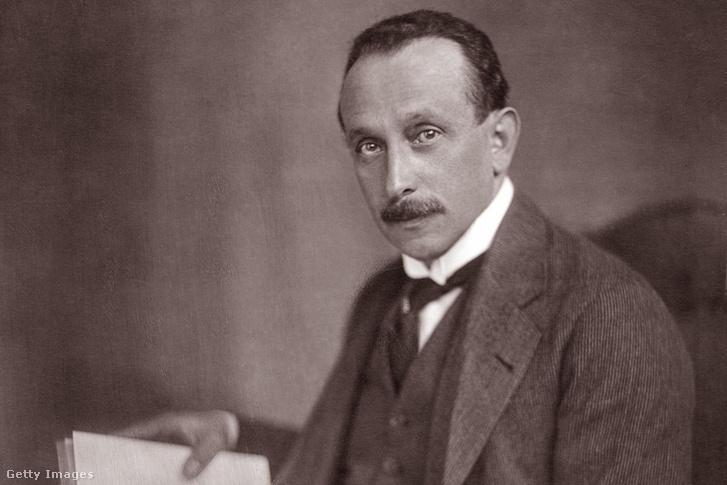 Felix Salten 1917-ben Bécsben