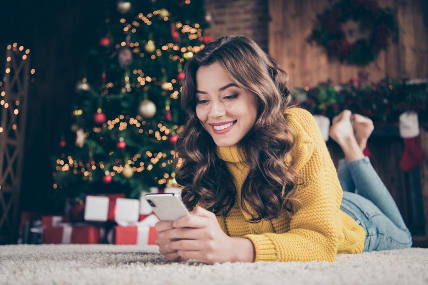 10 szívmelengető karácsonyi sms: azoknak, akiket nagyon szeretsz
