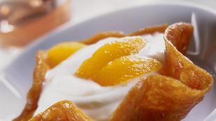 A görög joghurt és a barack tökéletes páros, be is tudjuk bizonyítani