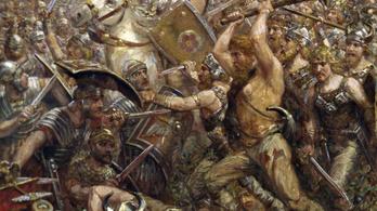 Amikor három római légió csak úgy eltűnt a térképről