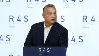 Orbán Viktor: Itt van a dinamika, itt van a jövő, itt van a növekedés