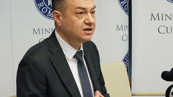 Román miniszter: A kultúra járulékos veszteség a járvány elleni harcban