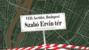 Ki az a Szabó Ervin, a tér és a könyvtár névadója?
