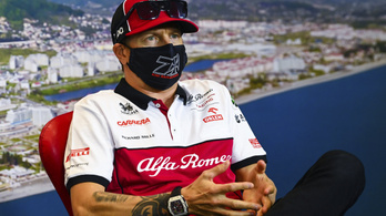 Kimi Räikkönen még nem döntött a jövőjéről