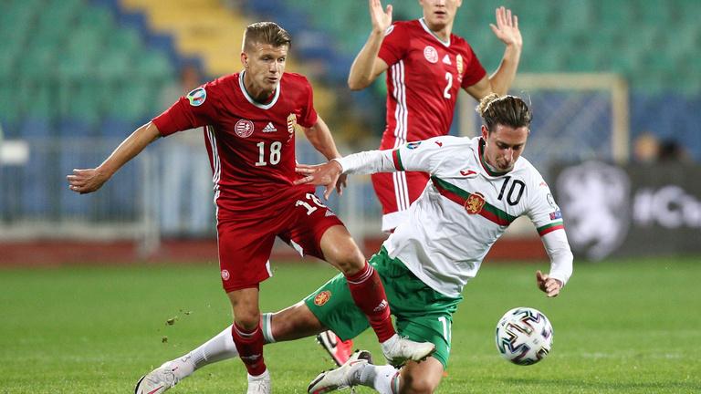 Eb-pótselejtező: Bulgária-Magyarország